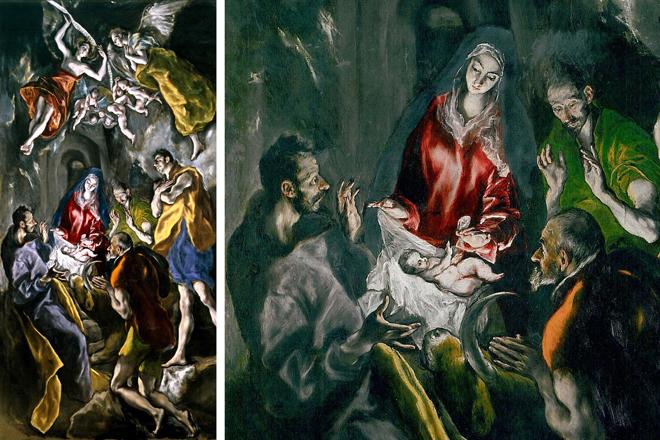 El Greco | Natività
