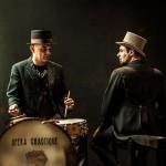 OPERA CHAOTIQUE | Chris Koutsogiannis (Voodoo Drummer) | George Tziouvaras (Tenorman)