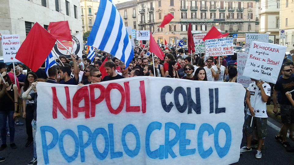 03.07.2015   Napoli, Via Medina