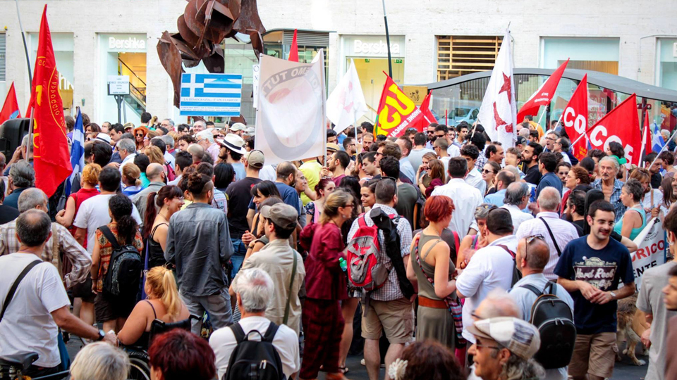 03.07.2015   Napoli, Largo Berlinguer