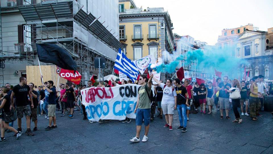 03.07.2015   Napoli, Piazza Plebiscito
