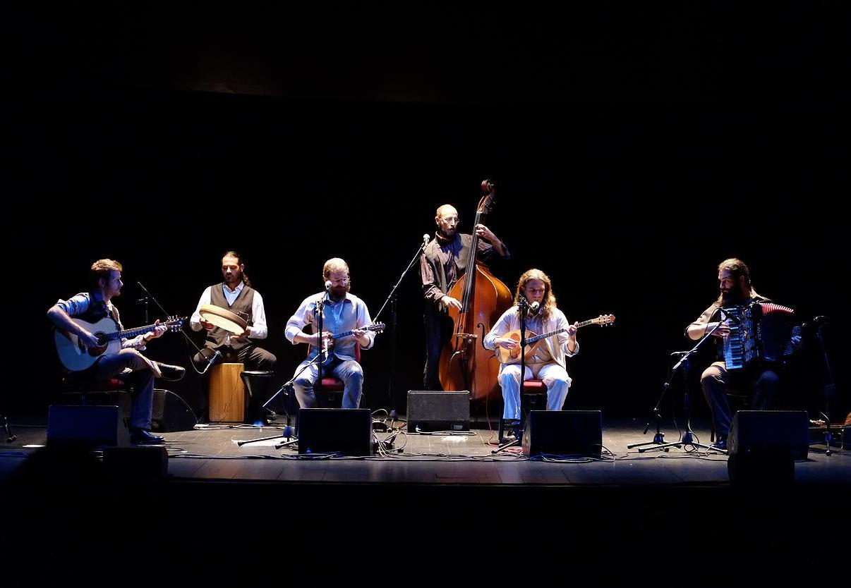 EVÍ EVÁN | Concerto al Teatro Comunale di Vicenza per il festival Musiche delle Tradizioni  (2015)