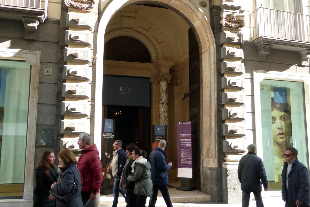 Napoli - 28 novembre 2015 | Palazzo Zevallos Stigliano