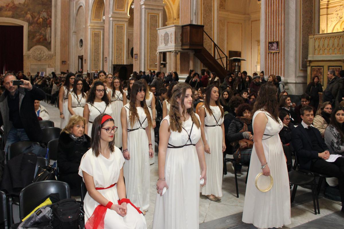 09.02.2017 | Seconda GIORNATA MONDIALE DELLA LINGUA E DELLA CULTURA ELLENICA | Basilica di San Giovanni Maggiore