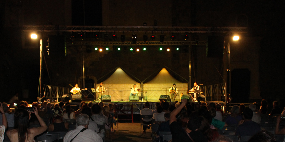 MEDITERRANEO BLUES | Evì Evàn e Moni Ovadia in concerto